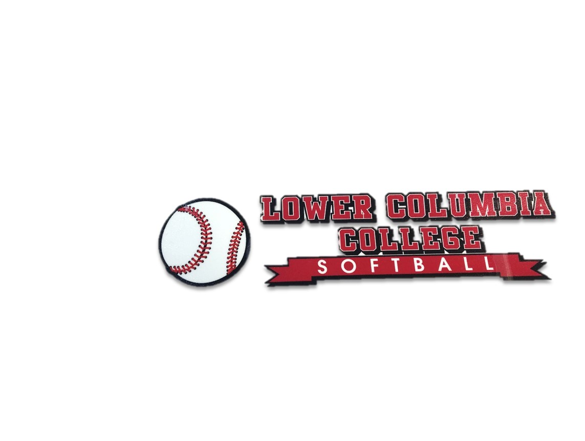 Image For DECAL SOFTBALL